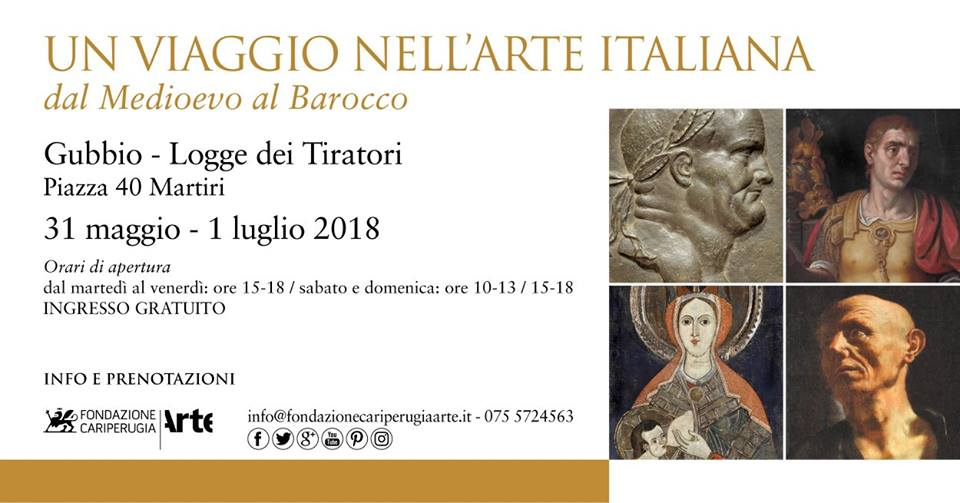 A Journey Into the Italian Art from Middle Ages to the Late Baroque